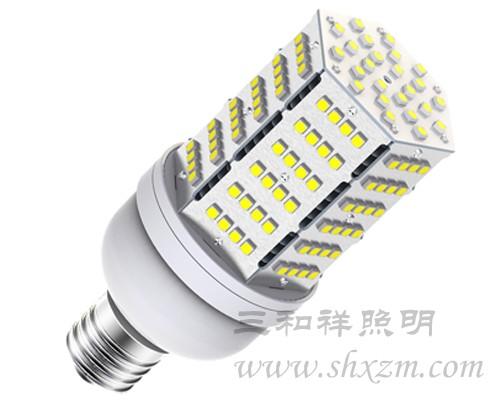 20w 30w 40w led玉米灯 鳍片散热